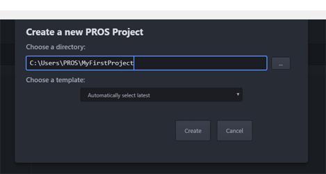 Clawbot Tutorial — PROS for Cortex 2 12 2 documentation